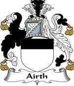 Airth Family Crest / Airth Coat of Arms JPG Download