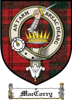 Maccorry Clan Badge / Tartan FREE preview