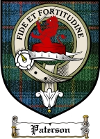 Paterson Clan Lamont Clan Badge / Tartan FREE preview