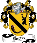 Porterfield Family Crest / Porterfield Coat of Arms JPG Download