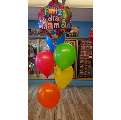 #M00-A Mother's Day Balloon Bouquet