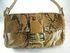 Authentic  Fendi Python Skin Clutch  Bag Handbag Purse (CLEARANCE)