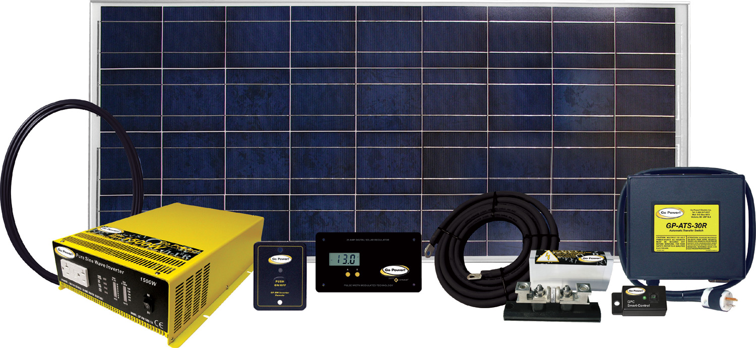 Diy shop diy solar panel supplies for Solar panels for 2500 sq ft home