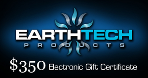 $350 Earthtech Products Gift Certificate