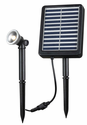 Solar Rechargeable LED Spotlight - 25 Feet Range