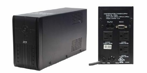 Universal 120VAC UPS Battery - 650VA - Uninterruptible Power Supply