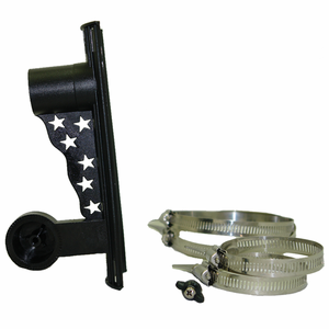 Flag Pole Mounting Bracket - for SGG-S12 Solar Spot Light