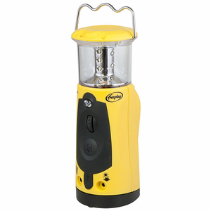 Freeplay Energy Indigo Plus Lantern - Rechargeable Lantern with Hand Crank Generator