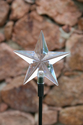 5-Point Star Solar Stake Light - Color Changing Solar Lights