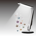Vortex LED Desk Lamp with Built-In Filterless Samsung SPi Air Purifier