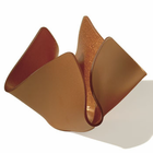 Votive Holder - COPPER - Recycled Glass Candle Holder