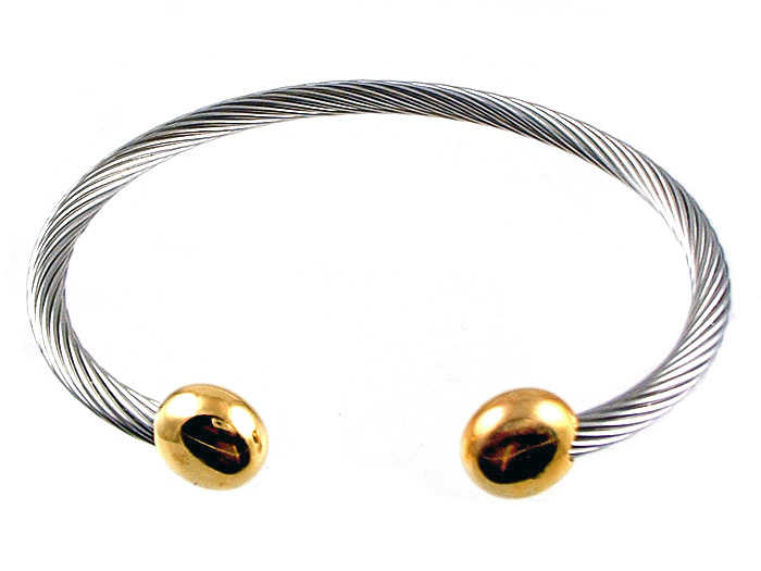 Wearing magnetic bracelets gems of heaven for How does magnetic jewelry work