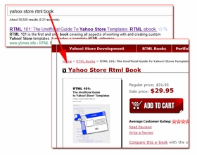 Aabaco/Yahoo Store Dynamic Keywords Insertion Tool - Click to enlarge