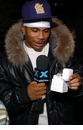 Nelly With TV Show EXTRA