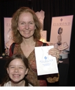 Kate Burton & Daughter