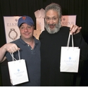Nathan Lane with Harvey Fierstein