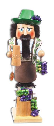 WINE MAKER STEINBACH NUTCRACKER