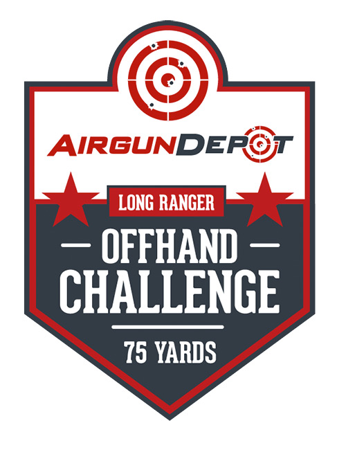 Airgun Depot's Offhand Challenge Patch