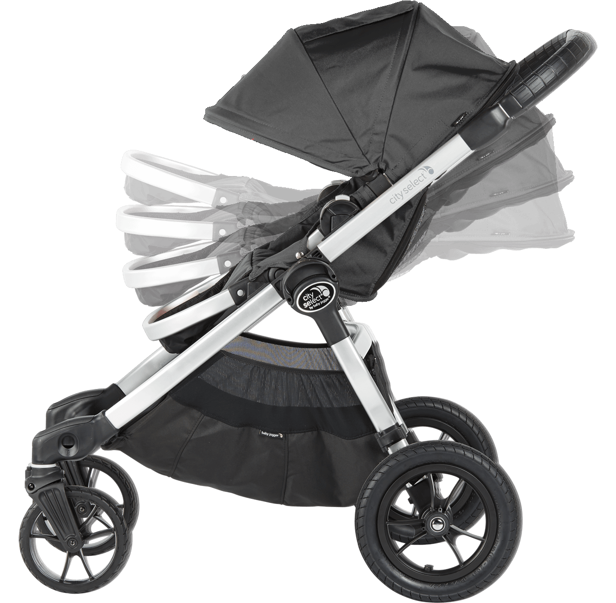 Baby Jogger City Select Double Stroller Anniversary Edition