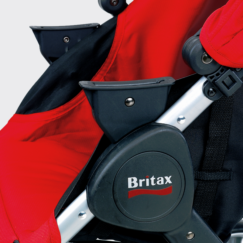 Integrated Adapter System Works With BRITAX Infant Car Seats