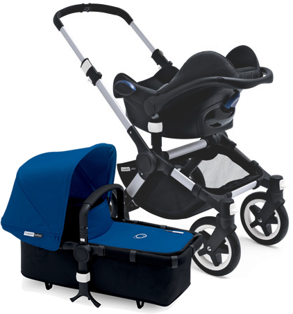 Accommodate Newborns With A Car Seat Or Bassinet