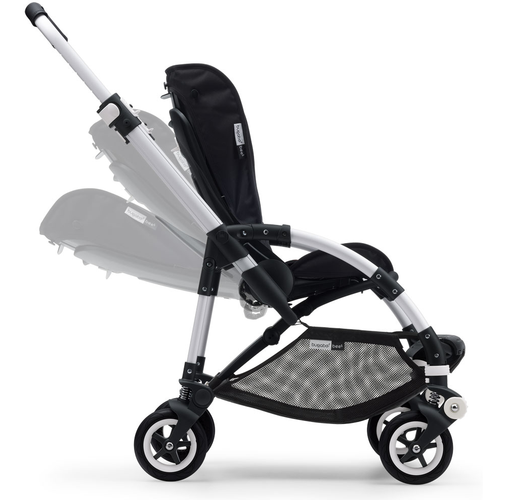 BUGABOO BEE 5 SILVER BLACK SEAT OLIVE GREEN | 1000 x 987 png 1001kB