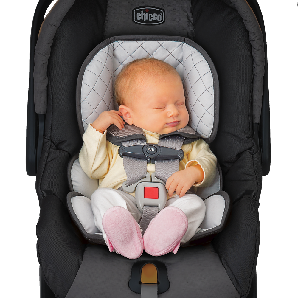 Chicco Keyfit 30 Zip Air Infant Car Seat Surf