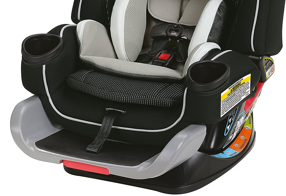 Convertible Car Seat: Graco 4Ever Extend2Fit All In One Convertible Car Seat