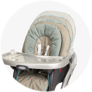 Graco Blossom 4 In 1 Highchair Winslet