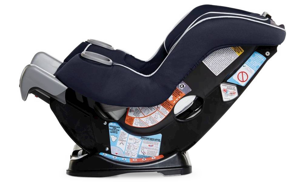Whatu0027s Included  sc 1 st  Albee Baby & Graco Extend2Fit Convertible Car Seat - Gotham islam-shia.org