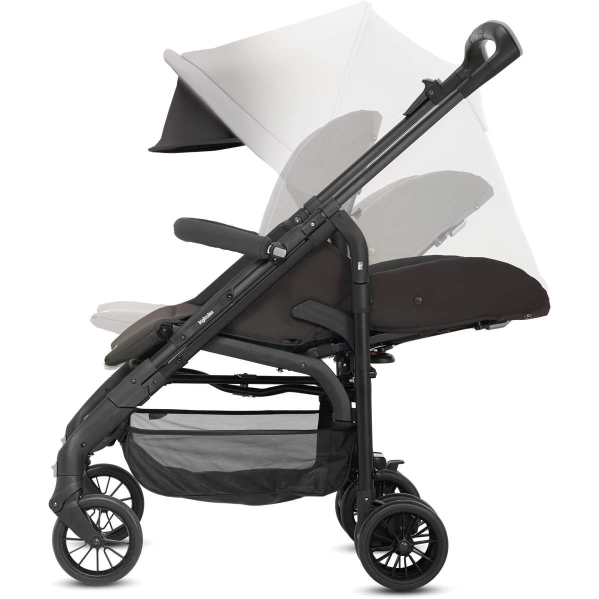 Inglesina Zippy Light Stroller Sweet Candy Pink