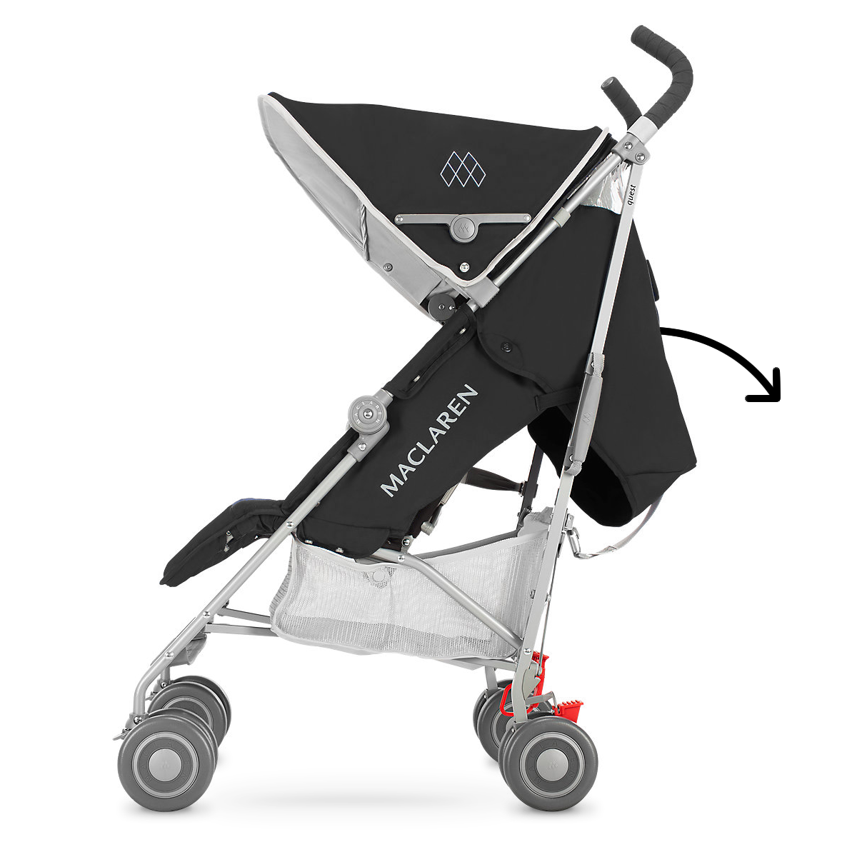 how to clean maclaren stroller canopy