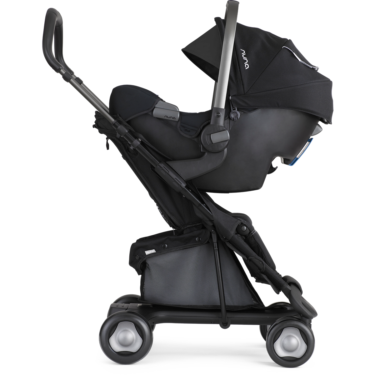 Nuna Pepp Stroller Night