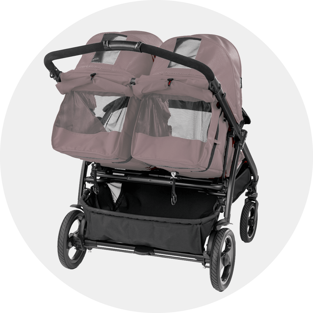 peg perego book for two double stroller atmosphere. Black Bedroom Furniture Sets. Home Design Ideas