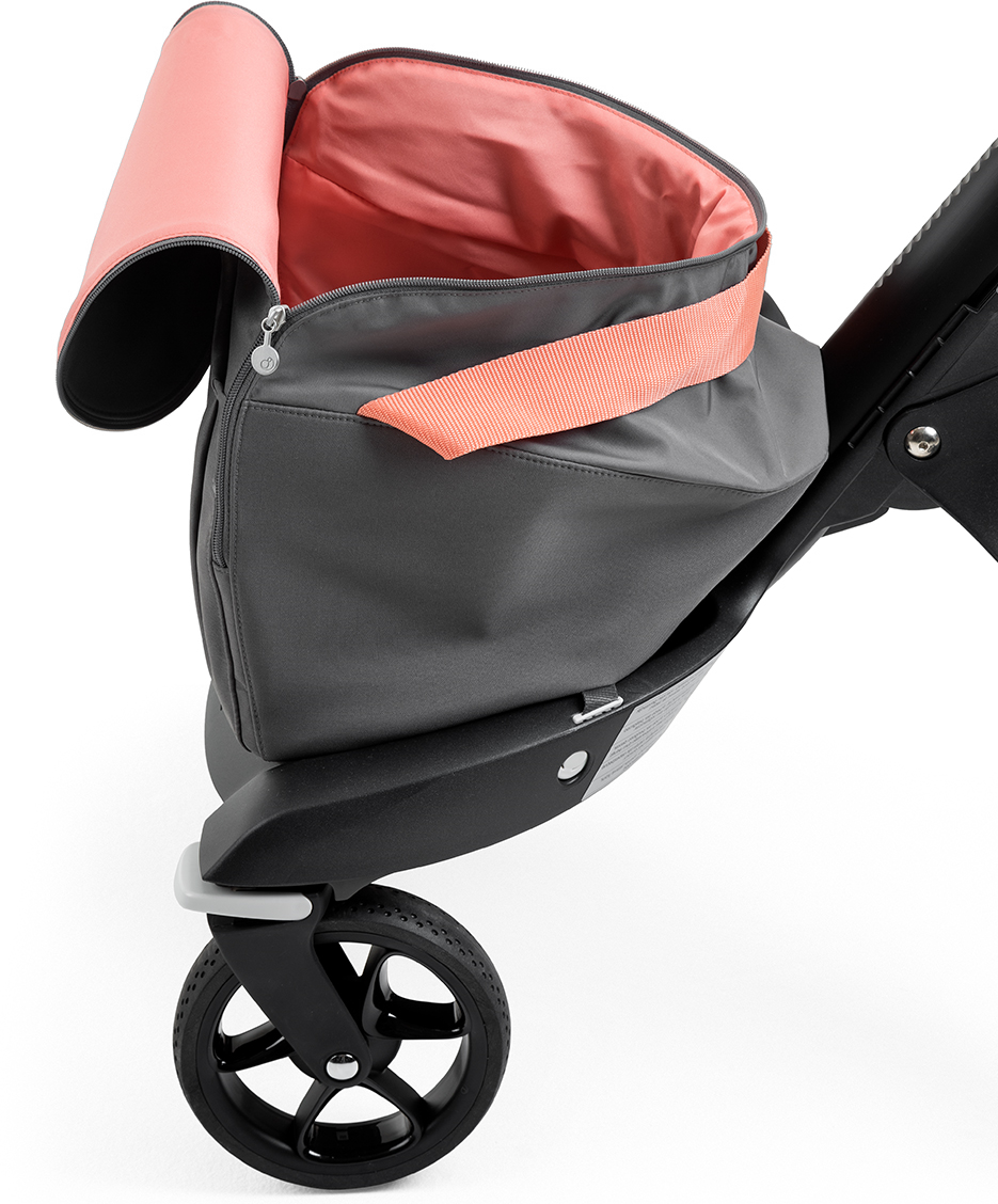 Stokke S Designers Have Also Included A Two Tone Ping Bag With Coordinating Detailing So You Can Take Everything And Baby Need During Your Outings