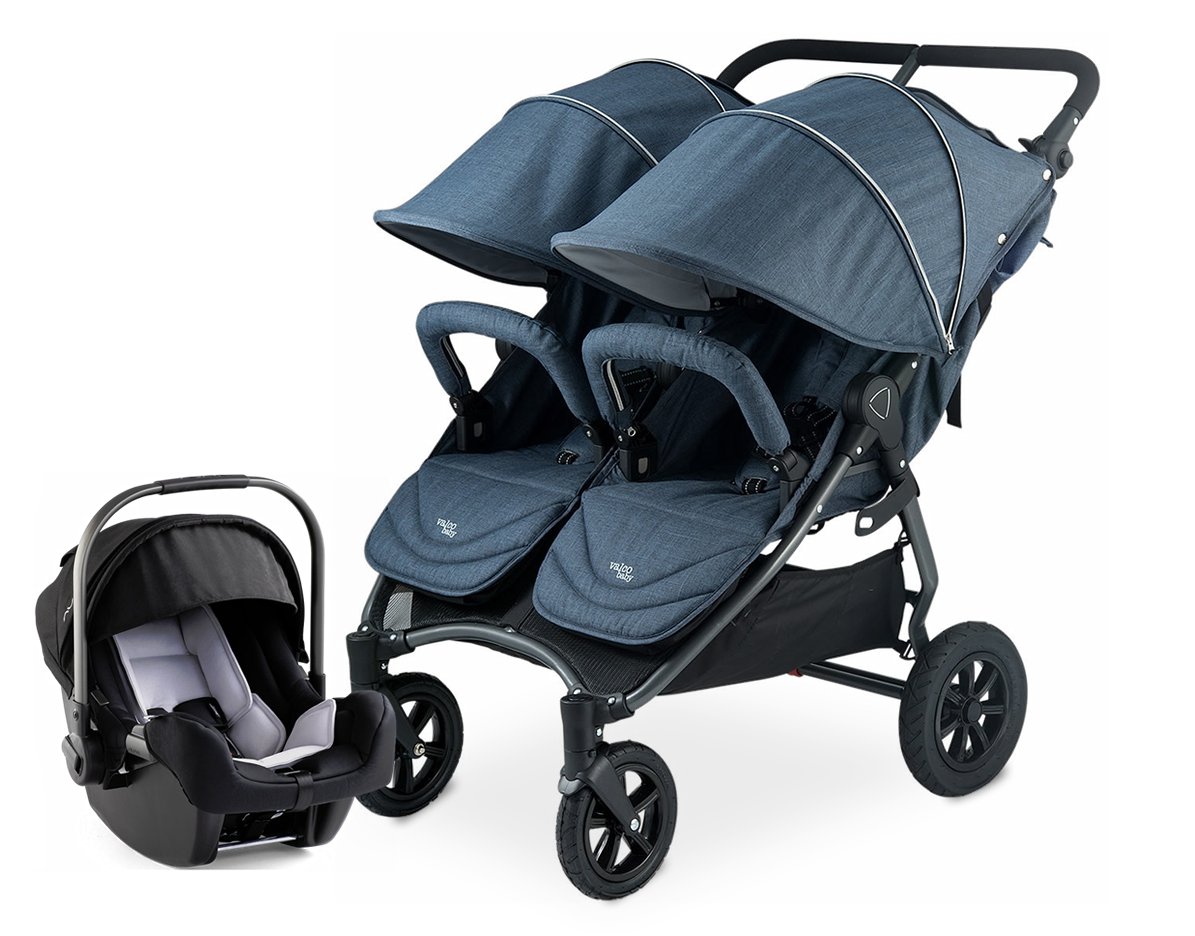 Valco-neo-twin-tailormade-double-stroller-grey-marle