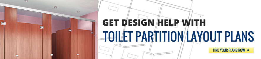 Get Design Help with Toilet Partition Layout Plans