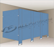 Floor Mounted Partitions