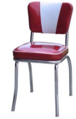 Welcome Classic Retro Diner Chair