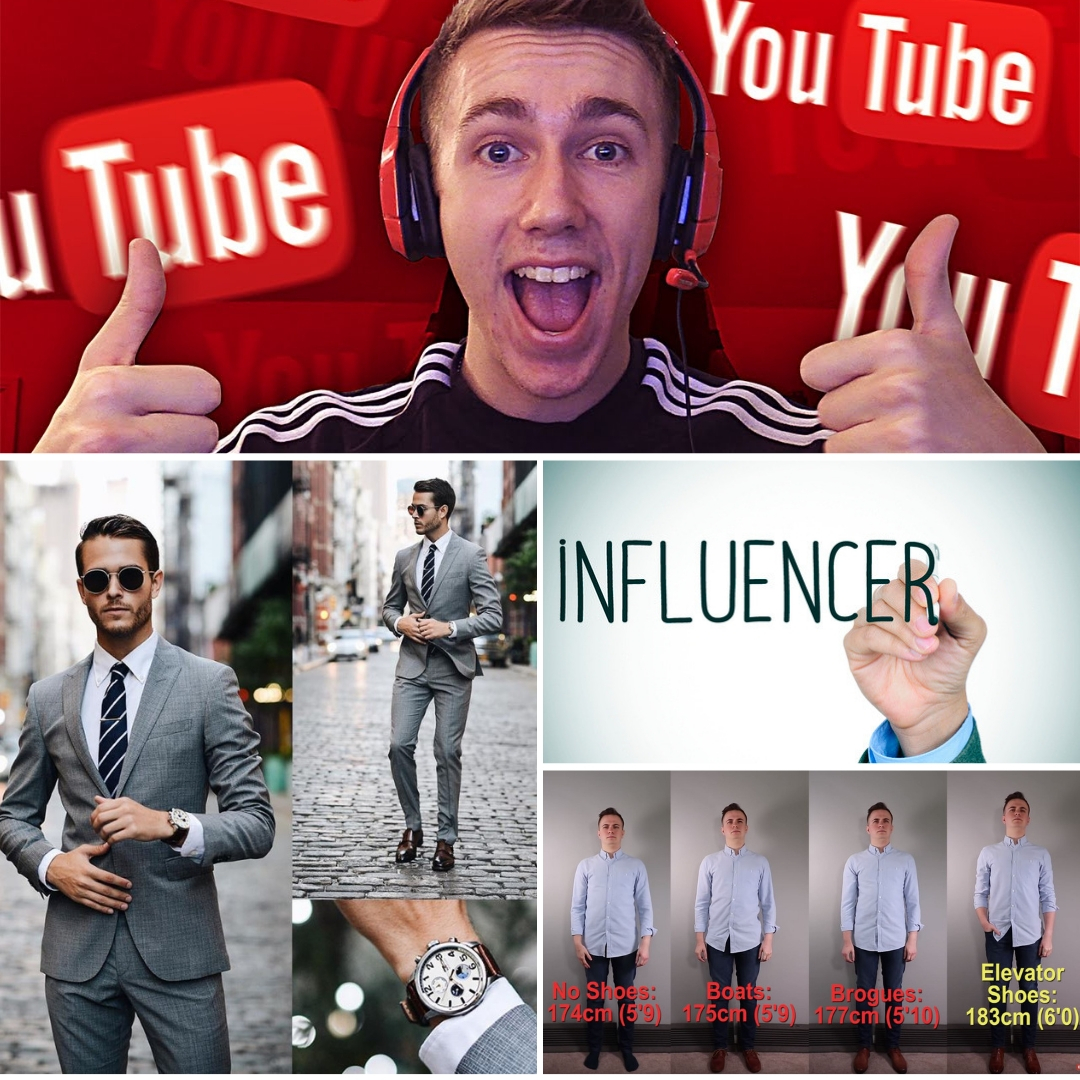 blogger, youtuber, influencer wanted - tallmenshoes.com