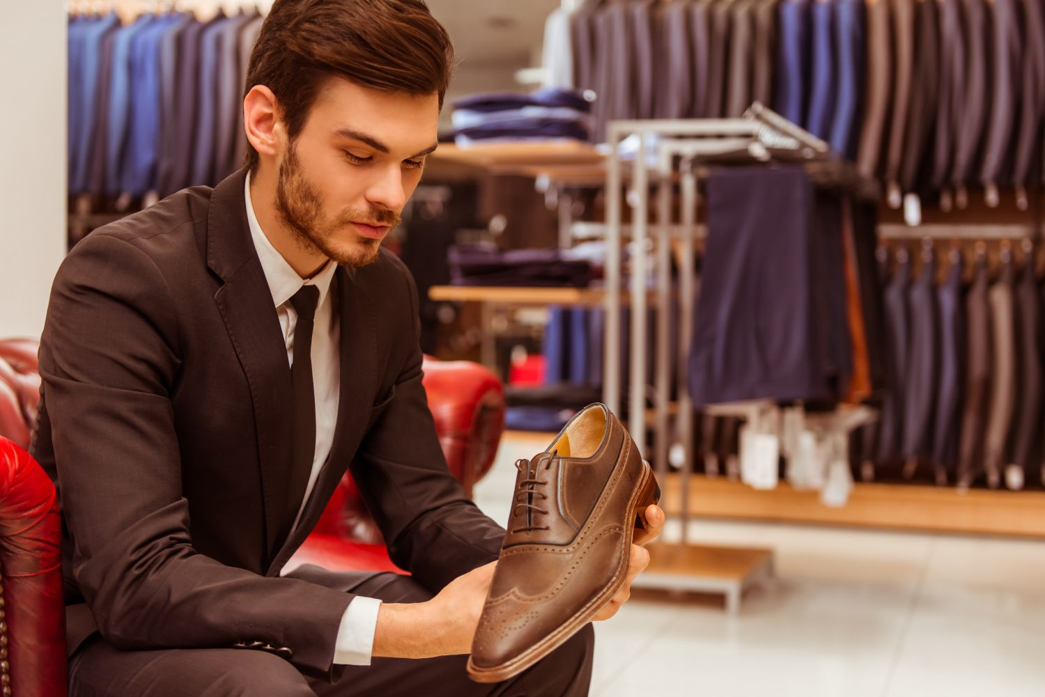 Men Shoe Shopping Tips and Tricks - Tallmenshoes.com