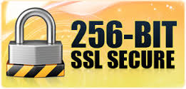 256 Bit Secure Checkout.  We accept Visa, MasterCard, American Express, Discover, and PayPal