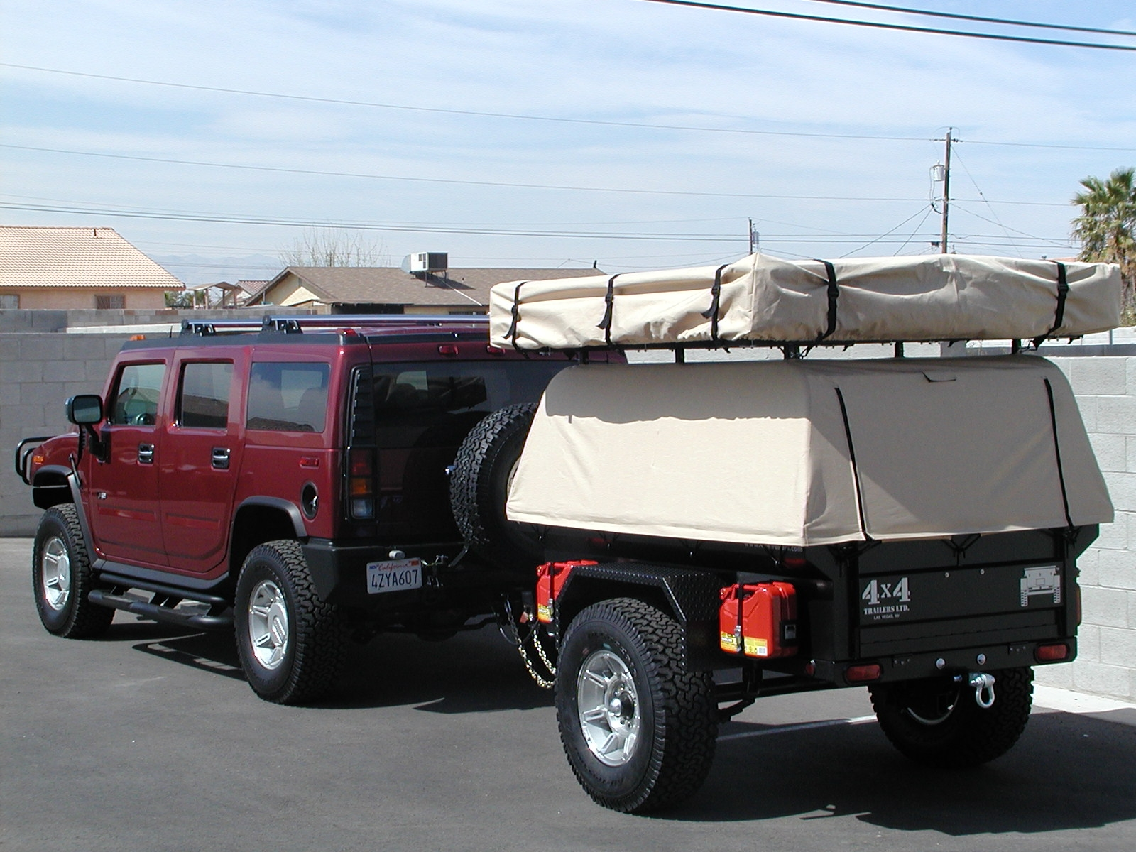Click to enlarge Click to enlarge Click to enlarge & AutoHome Roof-top Tents