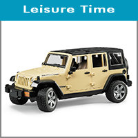Bruder Toys Leisure Time
