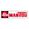Bruder Manitou Model like Construction and Farm Toys