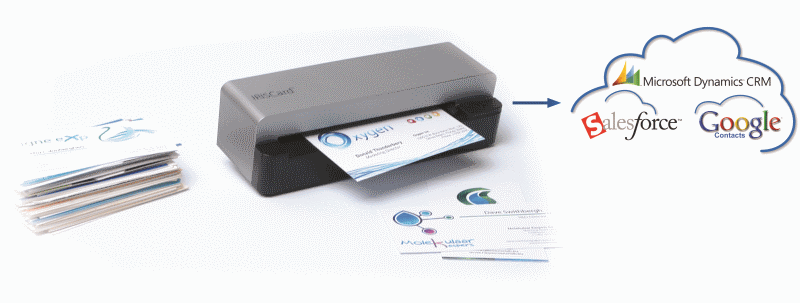 Iriscard corporate 5 business card scanner scan your business cards you make business it takes it to the cloud full mobility is the word the iriscard corporate 5 is a professional and multi user solution enabling reheart Choice Image