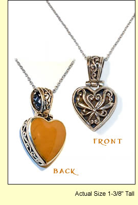 The Aphrodite's Hearts Necklace