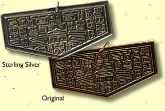 Aztec-Mantaz Original & Sterling Silver