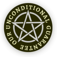 Unconditional Guarantee Badge