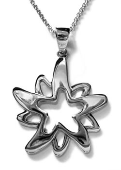 The Morning Star Necklace Photo